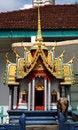 Free Burmese Temple Statue Royalty Free Stock Image - 427556