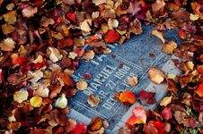 Free Cemetery In December Stock Photo - 420130