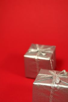 Free Gift Box Royalty Free Stock Images - 420279