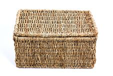 Free Wicker Box Royalty Free Stock Photos - 421278