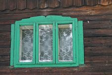 Free Green Window Royalty Free Stock Images - 422099