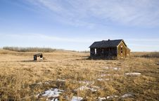 Free Abandoned Homestead Stock Photos - 422813