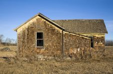 Free Abandoned House 4 Stock Photo - 422900