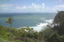 Free Coastal Scene Stock Image - 423611