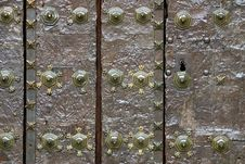 Free Ancient Door Royalty Free Stock Image - 424356
