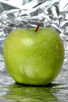 Free Green Apple Stock Images - 424364