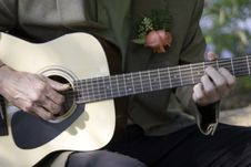 Free Strumming My Heart Stock Images - 425504