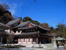 Free Hase-Kannon Temple - Kamakura, Japan Royalty Free Stock Photo - 425825
