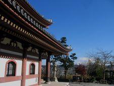 Free Hase-Kannon Temple - Kamakura, Japan Royalty Free Stock Photography - 425827