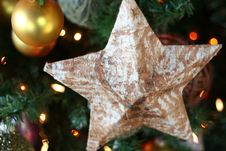 Free Christmas Star Stock Images - 426514