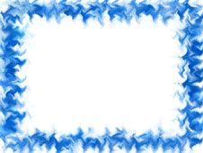 Free Water Frame. Stock Photos - 427863