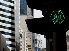 Free Green Light For Business Royalty Free Stock Images - 428009