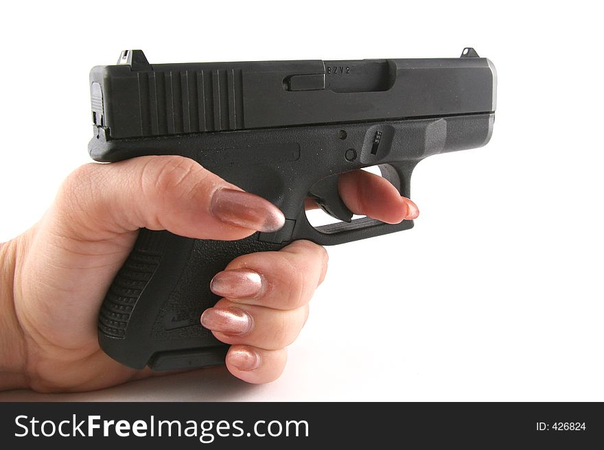 Police 9mm Hand Gun - Free Stock Images & Photos - 426824