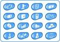 Free Money Icons Stock Photography - 4202092