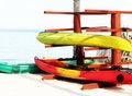 Free Kayaks Royalty Free Stock Photos - 4206038