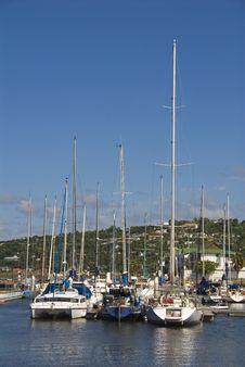 Free Tall Yacht Stock Image - 4200121