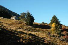 Free Autumn Landscape Stock Photography - 4200202