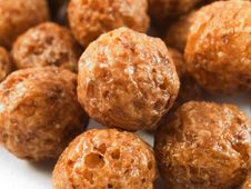 Free Macro Chocolate Cereal Royalty Free Stock Photo - 4201185