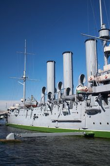 Free Battle Ship Royalty Free Stock Images - 4201319