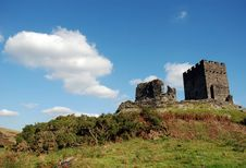 Free Dolwyddelan Castle 06 Royalty Free Stock Photography - 4201337