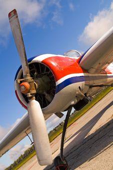 Free Sport Airplane Stock Photos - 4202173