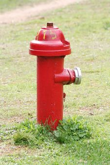 Free Red Fire Hydrant Stock Images - 4202554