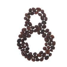 Free Coffee Number Eight Stock Photos - 4203023