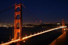 Free Golden Gate Bridge Stock Images - 4203454