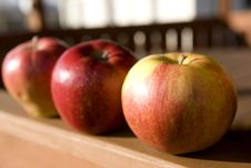 Free Apple Royalty Free Stock Photos - 4203538