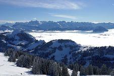 Free Swiss Alps_1 Stock Photos - 4204773