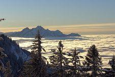 Free Swiss Alps_7 Stock Image - 4204801