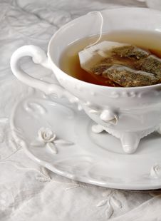 Free Cup Of Tea Royalty Free Stock Image - 4204826