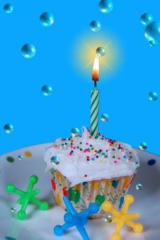 Party Bubbles Stock Images