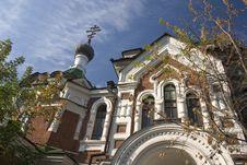 Free Orthodox Church. Royalty Free Stock Photos - 4206998