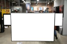 Free Frame On Exhibition Stock Photos - 4207093
