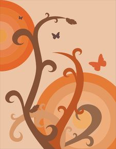 Free Batik Motif Royalty Free Stock Images - 4207319