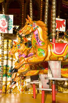 Free Carousel Stock Photography - 4207892