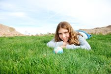 Free Young Girl Stock Images - 4208094