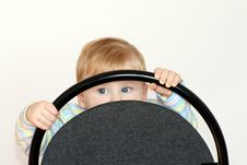 Free Sight Of The Child Stock Image - 4208501
