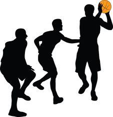 Free Basketball Royalty Free Stock Photos - 4208838