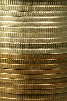 Free Coins Stack Stock Photos - 4209513