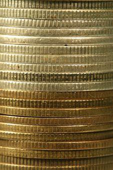 Free Coins Stack Stock Photos - 4209513