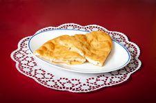 Free Bun With Cheese Royalty Free Stock Photos - 42050308