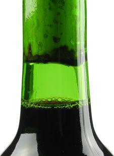 Free Wine Bottle Royalty Free Stock Photo - 4210105
