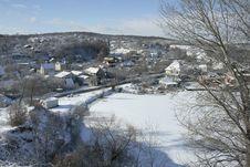 Free Winter Landscape Stock Photo - 4210110