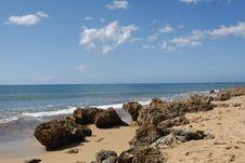 Free Beach Scene Stock Photography - 4210552