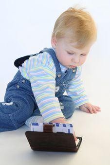Free Little Boy Stock Image - 4210581