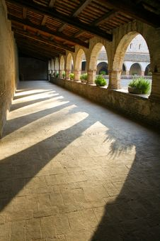 Free Morning At The Abbey 3 Stock Images - 4211124