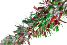 Free Holiday Tinsel Stock Photography - 4212842
