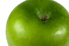 Free Green Apple Isolated Royalty Free Stock Image - 4213026
